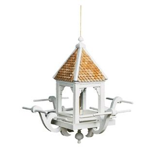 Gazebo Hanging Bird Feeder   #H9633
