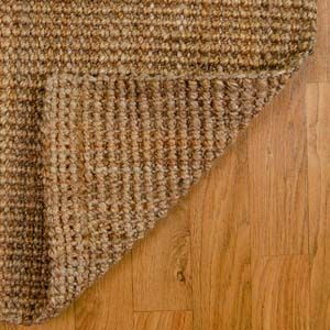 Regent 9x12 Hand Woven All Natural Jute Area Rugs