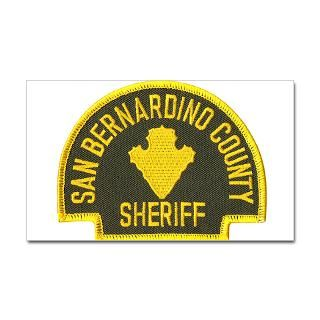 san bernardino county california sheriff $ 4 49 color white clear qty