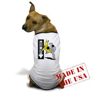 Grappling Gifts  Grappling Pet Stuff  Dog T Shirt