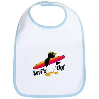 Surfs Up Penguin  Irony Design Fun Shop   Humorous & Funny T Shirts