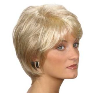 Kendall 5444 by Jon Renau Wigs 6RH12 Cafe AU Lait Synthetic Wig