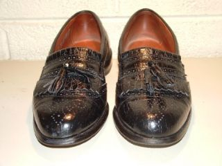 Mens Allen Edmonds Bridgeton Loafers Shoes 8 1 2 C