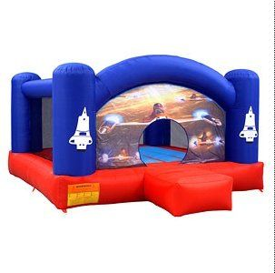 The Quantum Leap Bounce House Inflatable Bouncer Jumper Kids Outdoor