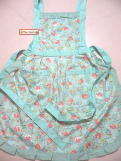 Little Twin Stars Hello Kitty My Melody Kitchen Cooking Apron Princess