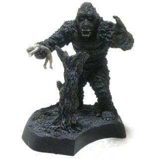 King Kong 1933 Skull Island Konami Figure Monster Toy RKO Willis O