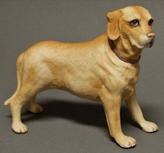 Boehm Animals Golden Labrador Retriever 5033790