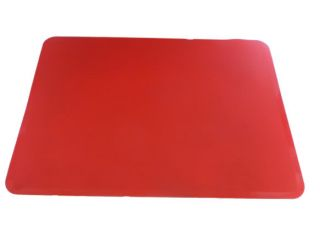 Red Heavy Duty Silicone Baking Sheet Mat Tray Liner Pan