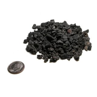Black Lava Rocks 19 Pounds Many Uses Freshwater Aquarium