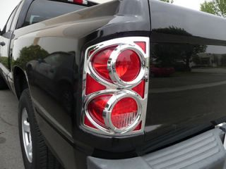 Add a custom look to your ride with these chrome Tail Light covers
