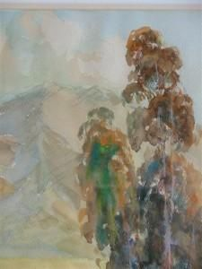 Paul Lauritz 1889 1975 Listed Early California Plein Air Impressionist