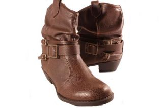 Kenneth Cole Reaction Line Dance Boots Youth Shoes Medium Width