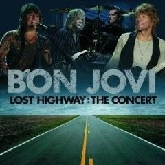 Bon Jovi Lost Highway The Concert Live  CD New