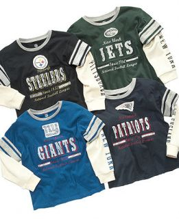 NFL Kids Shirt, Boys Layered Tee   Kids Boys 8 20