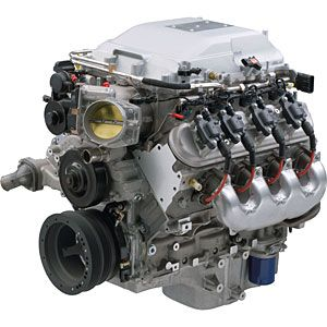 Chevrolet Performance 19211708 Cadillac LSA cts V Engine
