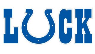 Indianapolis Colts Andrew Luck Decal Sticker 5