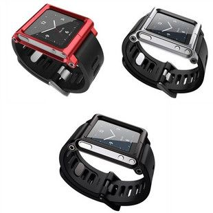 LunaTik Tiktok Multi Touch Wrist Watch Strap Band Case Cover for iPod