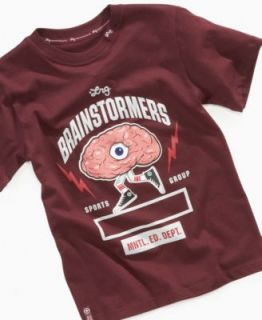 LRG Kids Shirt, Boys Research Scholar Tee   Kids Boys 8 20