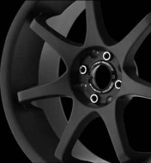 16 Wheels Rims Motegi MR125 Black Caliber S2000 Civic