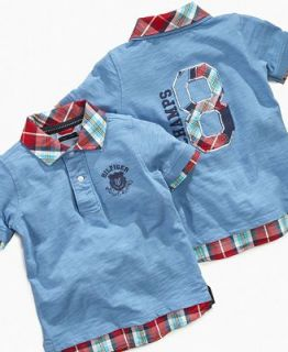 Tommy Hilfiger Kids Shirt, Little Boys Hector Polo Shirt