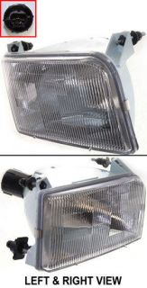 1992 1996 Ford F150 F250 Head Light Lamp XL XLT 1994 RH
