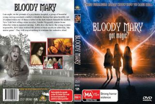 Bloody Mary New DVD Teenage Girl Nurse Mirror Sacrificial Hazing