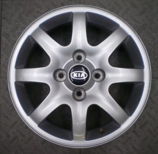 74574 Kia Spectra 16 Factory Alloy Wheel Rim