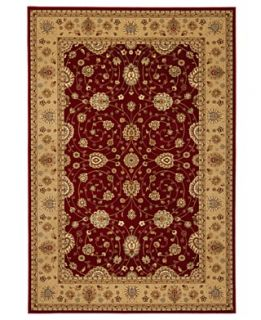 MANUFACTURERS CLOSEOUT Safavieh Rugs, Majesty MAJ4782 4015 Red/Camel
