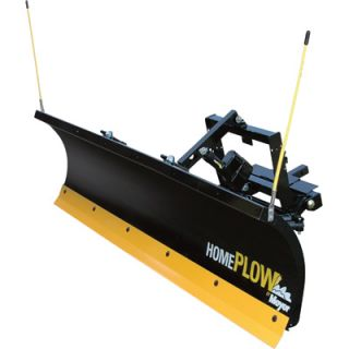 Home Plow by Meyer Hydraulic Snowplow Power Angling 7ft 6in 26500