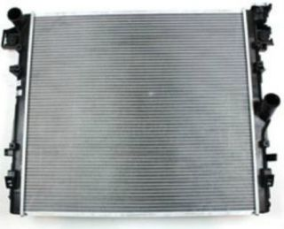 2010 2011 Ford Fusion Mercury Milan 2 5L Electric Hybrid Radiator