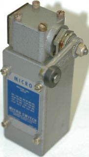 Honeywell Micro Switch Precision Limit Switch 51ML1