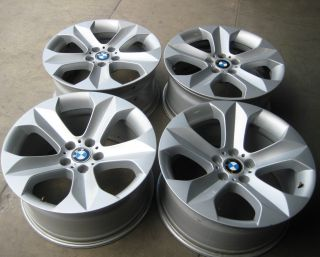 19 Factory BMW x6 x5 Wheels Rims Style 232 2008 2012 Set of 4