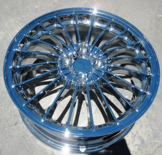 FACTORY TOYOTA YARIS SCION XA XB HONDA FIT INSIGHT CHROME WHEELS RIMS