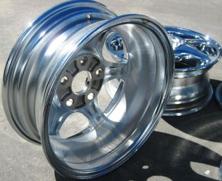 14 Toyota Camry Sienna ES300 Chrome Wheels Rims 4