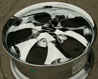 20 Chrome Rims Wheels Ford Expedition F150 6H 20 x 8 5 6H 36