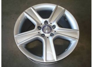 Benz C300 Wheel Rim Rear Factory Sport 10 11 85100 A204 C Class