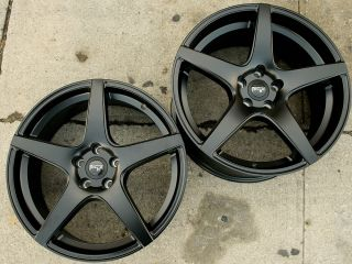 M111 20 M Black Rims Wheels Camaro SS 09 Up 20 x 8 5 10 5H 35