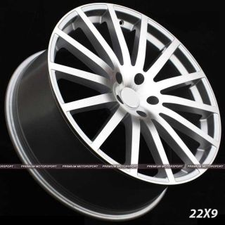 22 inch Rims Wheels Mercedes Benz S500 S500 Rims Wheels R14
