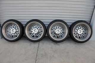 20 Forged Zone Brand New Wheels Tires TPMS 7 Series