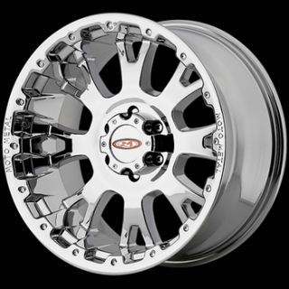 20x9 Chrome Wheels Rims Moto Metal MO956 7x150