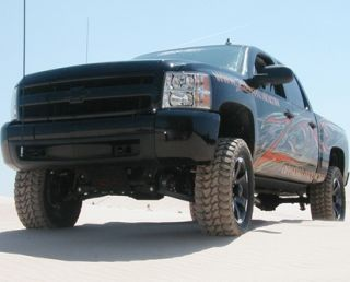 Zone Offroad Lift Kit 2007 2013 Chevy GMC 1500 Silverado Sierra 6