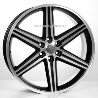 24 IROC Wheels Rims and Tires Chevy 6LUG Escalade Nissan