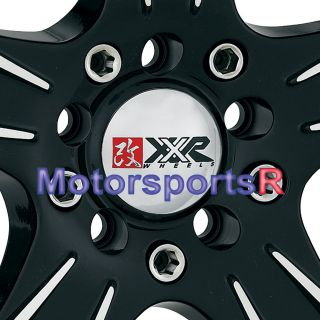 15 XXR 008 Black Rims Wheels Chrysler PT Cruiser 00 06