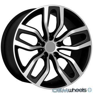 BLACK M STYLE WHEELS FIT BMW E53 E70 E71 X5 X6 xDrive 30i 48i 50i RIMS