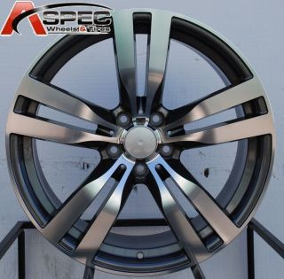 20 BMW x6 Style Wheels Tires Packages Wheel Fit BMW E53 E70 x5 x6 3 0