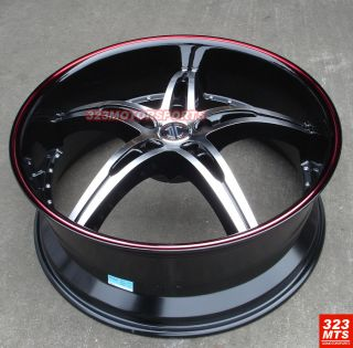 22 2CRAVE 14 Rims Mercedes Benz s E MBZ Wheels