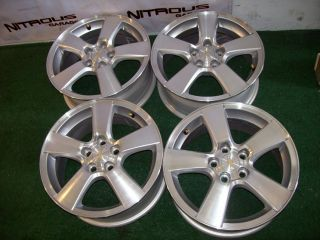 16 Chevrolet Cruze Wheels Factory Silver 16x6 5 ET39 5 Spoke Chevy