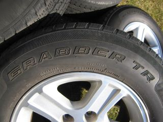 17 Factory Dodge RAM Durango Wheels Tires
