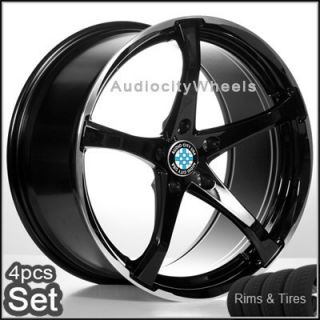 19inch BMW Wheels and Tires 1 3 Series M3 Lexani Rims