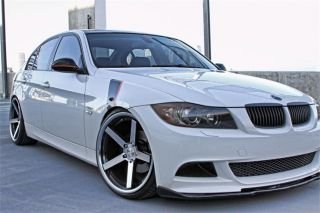 19 Stance SC 5IVE Wheels Black BMW 6 Series 645 650 M6 E63 E64